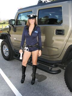 Супер полицейская
