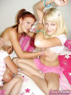 Задорные девчонки
