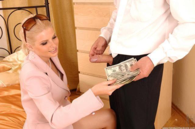 Купил за доллары шлюху