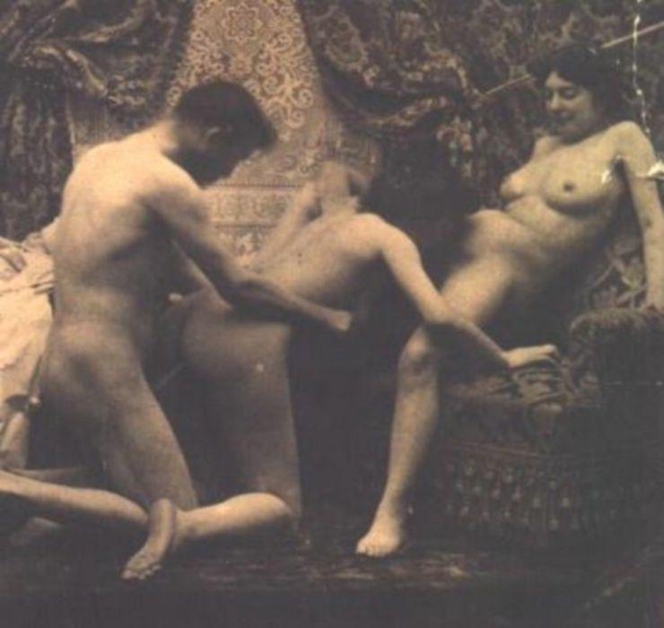 Станинный лесбийский секс