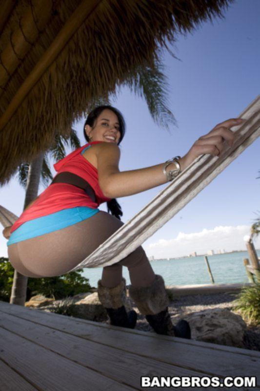 Секс на курорте