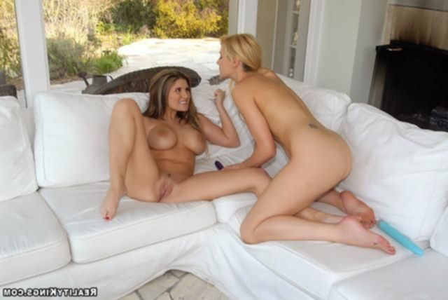 Свидание двух лесбиянок