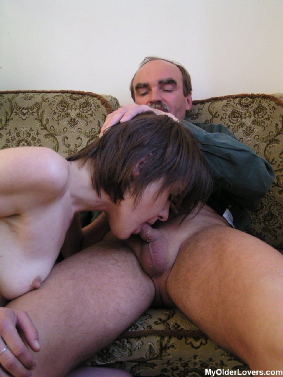 Приставание к отцу