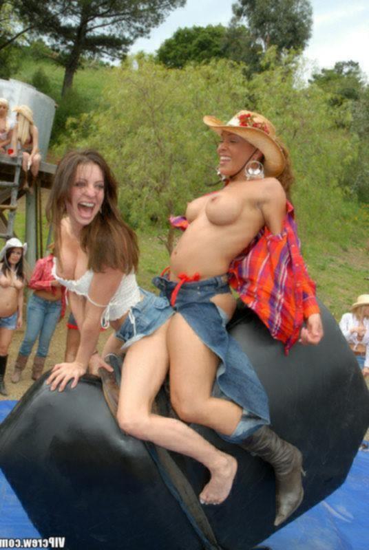 Вечеринка на ранчо